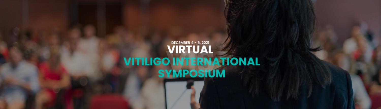 Vitiligo International Symposium information button